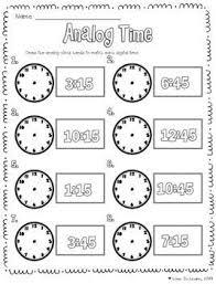 51 best math grade 2 md7 time images on pinterest grade 2