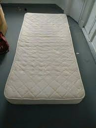 Argos Folding Bed Single Argos Folding Bed Frame And Orthopedic Mattress For Sale In