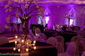 purple wedding decorations black and purple wedding decoration ideas