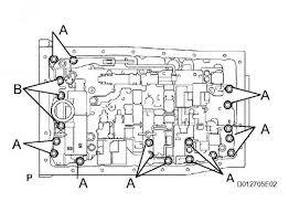 toyota corolla gearbox problems remove shift solenoid valve toyota sequoia 2006 repair