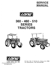 long tractor manuals repair manuals online