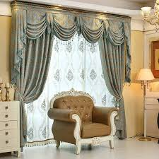 Curtains Set Living Room Curtains Visionexchange Co
