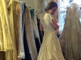 Wedding Dress Dry Cleaning Lost Wedding Dress From 1870 Found In Dry Cleaners After Facebook