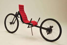 Recliner Bicycle by Cushy Recumbent Bikes Recumbent Bicycle Design