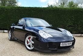 porsche 911 turbo manual porsche 911 996 turbo manual coupe fsh for