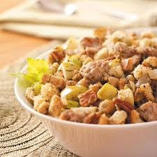 cooked sausage dressing recipe taste of home