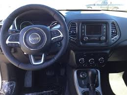 jeep compass 2018 black jeep compass for sale in edmonton ab