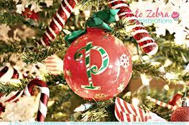 Zebra Christmas Tree Ornament by Christmas Tree 2012 U2013 A To Zebra Celebrations