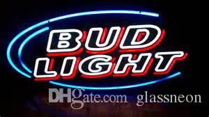 cheap light up beer signs new bud light glass neon sign light beer bar pub arts crafts gifts