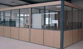 bureau d atelier cloison d atelier aménagement de bureau industriel en alsace