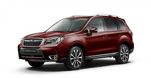 red subaru forester 2016 forester subaru of new zealand