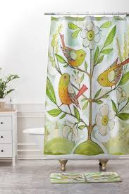 Tree Curtain Shower Sets Deny Designs
