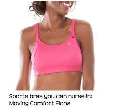 Stop Comfort Nursing Sports Bras For Nursing Moms Rookie Moms