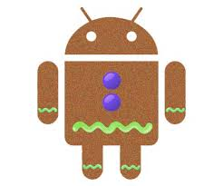 gingerbread android officially announces android 2 3 gingerbread talkandroid