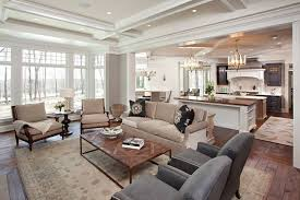 Luxury Traditional Family Room Design Ideas  Pictures Zillow - Traditional family room design ideas