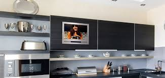 kitchen televisions under cabinet built in tv under cabinet tv kitchen tv kitchen cabinet door tv the