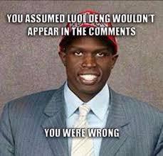 Meme Photo Comments - luol deng comment meme memes for comments pinterest luol