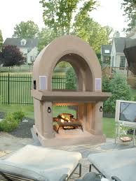 diy outdoor fireplace stone affordable back to idolza