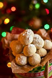 snowball cookies domestically speaking