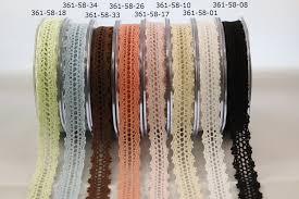 lace ribbon wholesale 5 8 inch crochet ribbon may arts wholesale ribbon