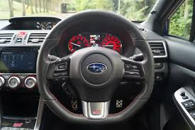subaru steering wheel subaru wrx sti 2016 review carwitter