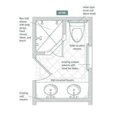 bathroom floorplans small bathroom floor plans 34 homeca