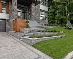 front yard retaining wall ideas houzz