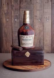 Liquor Bottle Cake Decorations 201 Best Alcohol Cakes Images On Pinterest Amazing Cakes Bottle