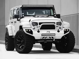 jeep unlimited custom raider edition american custom jeep