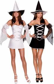 Dreamgirls Halloween Costumes Reversible Witch Costume Costumes