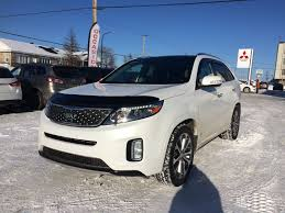 kia vehicles 2015 used 2015 kia sorento sx in sept iles used inventory sept iles