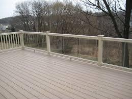 plexiglass railing for decks google search remodel pinterest