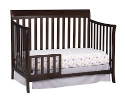 delta convertible crib toddler rail stork craft avalon 4 in 1 convertible crib walmart canada