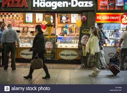 Pennsylvania travelers images Travelers at busy pennsylvania station in new york stock photo jpg