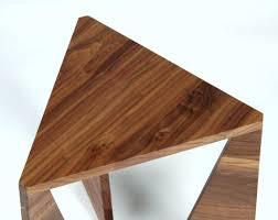 hiller side table u2013 mostly modern