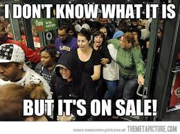 Black Friday Shopping Meme - are you ready for black friday sale my journey so far