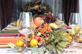 easy thanksgiving tablescape idea fancy shanty