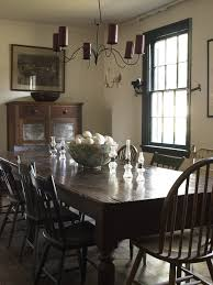 farmhouse u2013 interior u2013 colonial dining farmhouse pinterest
