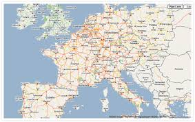 l est map de l europe thefreebiedepot