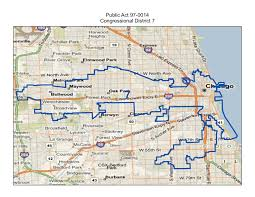 Maps Of Illinois by Will County Politics Maps Of Illinois Congressional Districts 2014