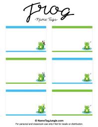 25 unique name tag templates ideas on pinterest kids name tags