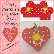 diy valentine treat boxes free printable a mom u0027s impression