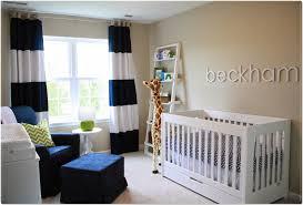 kids bedroom chic baby boy room with light orange desk lamp on