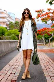how to wear dresses with ankle boots 2018 fashiontasty com