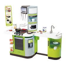 jouet de cuisine cuisine cook master verte de smoby