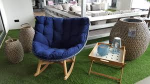 The Outdoor Furniture Specialists Catalogue Rocking Chair Mbrace Von Dedon Dedon Pinterest