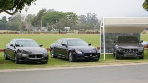 2017 maserati ghibli silver maserati polo tour and la martina partner for prestigious uspa