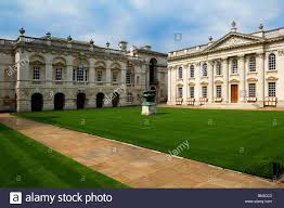 senate house with courtyard designed in 1730 by james gibbs