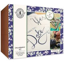 kirstie allsopp calligraphy kit new hobby pinterest