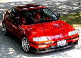Honda Crx 1990 The Monster Crx Si Verses Classic Car Showdown What Else Is
